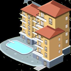 Apartment-Transparent-PNG