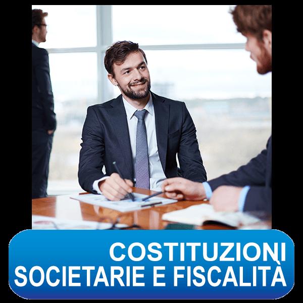 Costituzioni-Societarie